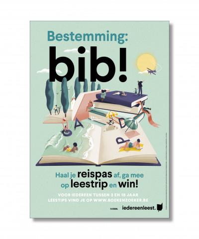 BESTEMMING BIB!